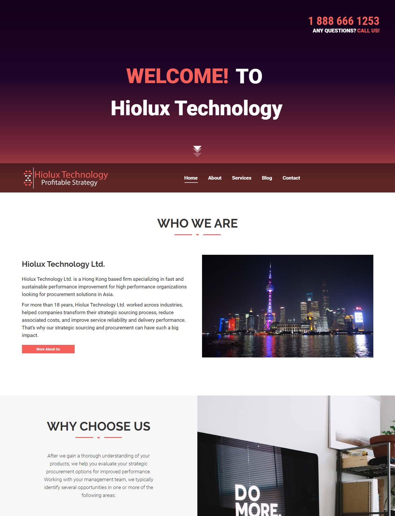 Hiolux Technology