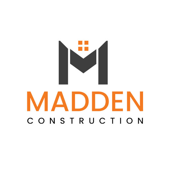 Madden construction logo project