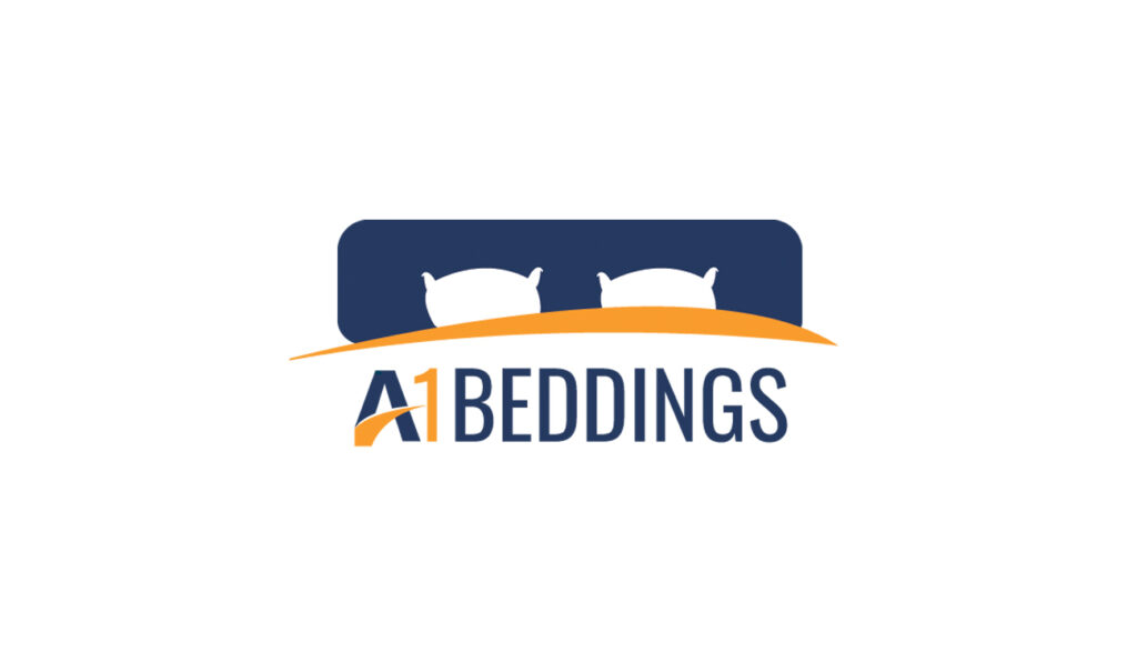 A1 Beddings logo design project